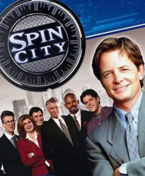 Picture of a TV show: Spin City