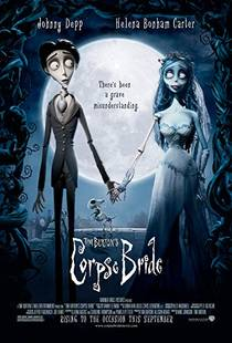 Picture of a movie: Corpse Bride