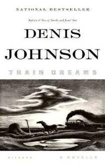 Picture of a book: Train Dreams