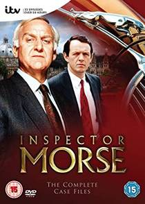 Picture of a TV show: Inspector Morse