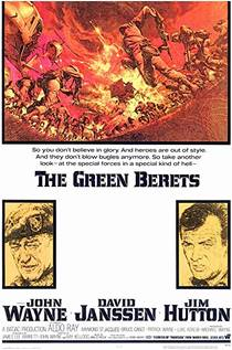 Picture of a movie: The Green Berets