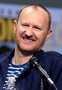Picture of an author: Mark Gatiss