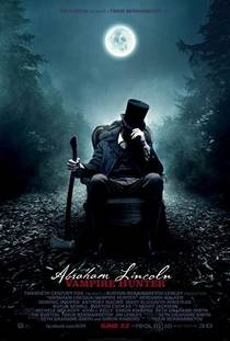 Picture of a movie: Abraham Lincoln: Vampire Hunter