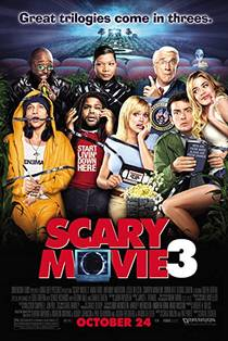 Picture of a movie: Scary Movie 3
