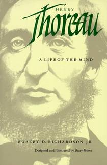 Picture of a book: Henry Thoreau: A Life of the Mind