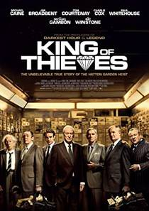 Picture of a movie: King Of Thieves
