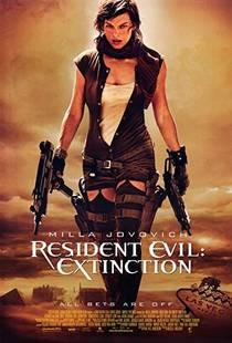 Picture of a movie: Resident Evil: Extinction