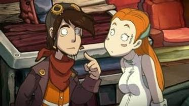 Picture of a game: Deponia