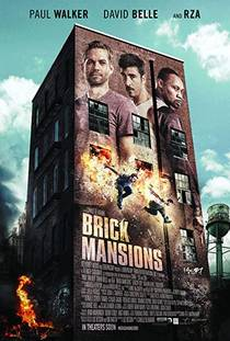 Picture of a movie: Brick Mansions