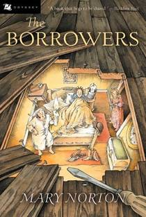 Picture of a book: The Borrowers
