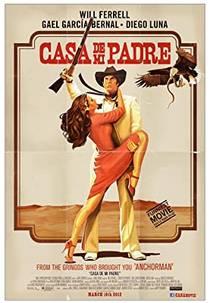 Picture of a movie: Casa De Mi Padre