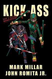 Picture of a book: Kick-Ass