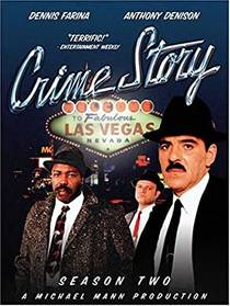 Picture of a TV show: Crime Story