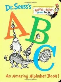 Picture of a book: Dr. Seuss's Abc
