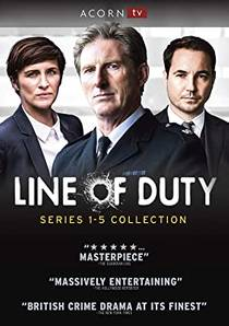 Picture of a TV show: Line Of Duty