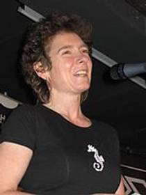 Picture of an author: Jeanette Winterson