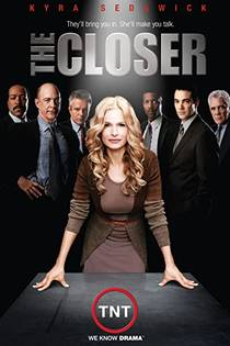 Picture of a TV show: The Closer