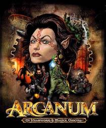 Picture of a game: Arcanum: Of Steamworks And Magick Obscura