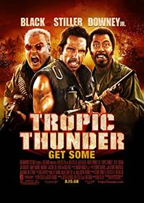 Picture of a movie: Tropic Thunder