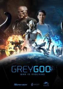 Picture of a game: Grey Goo
