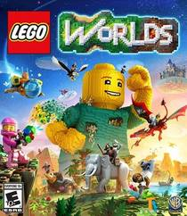 Picture of a game: Lego Worlds