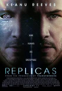 Picture of a movie: Replicas