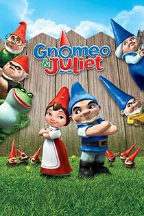 Picture of a movie: Gnomeo & Juliet