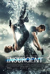 Picture of a movie: The Divergent Series: Insurgent