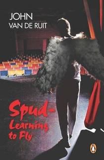 Picture of a book: Spud: Learning to Fly