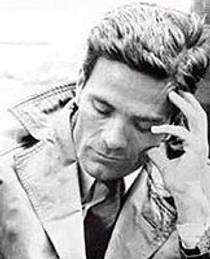 Picture of an author: Pier Paolo Pasolini