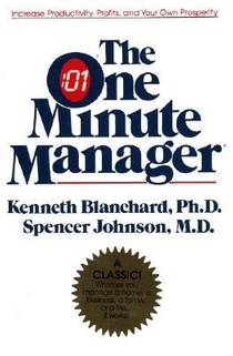 Picture of a book: The One Minute Manager