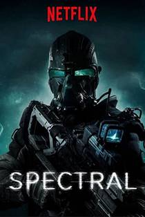 Picture of a movie: Spectral