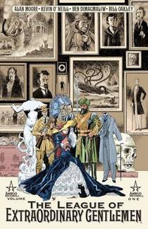 Picture of a book: The League Of Extraordinary Gentlemen, Vol. 1