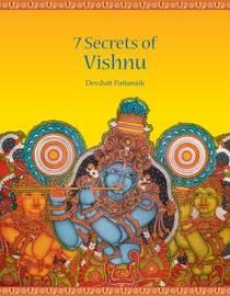 Picture of a book: 7 Secrets Of Vishnu