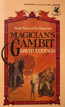 Picture of a book: Magician's Gambit