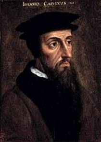 Picture of an author: John Calvin