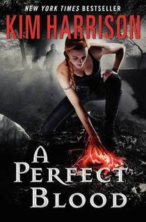 Picture of a book: A Perfect Blood
