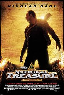 Picture of a movie: National Treasure