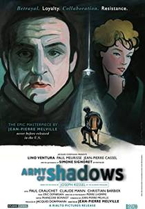 Picture of a movie: Army Of Shadows