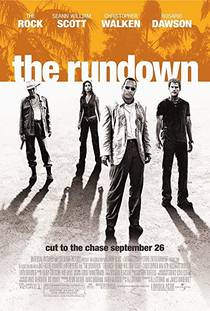 Picture of a movie: The Rundown