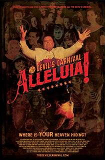 Picture of a movie: Alleluia! The Devil's Carnival