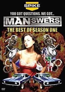 Picture of a TV show: Manswers