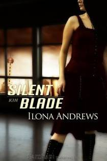 Picture of a book: Silent Blade
