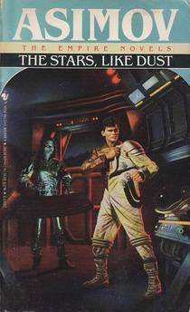 Picture of a book: The Stars, Like Dust