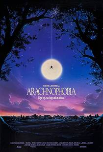 Picture of a movie: Arachnophobia