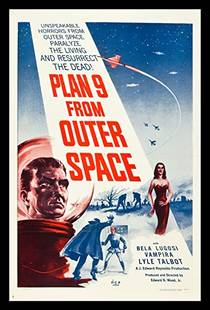 Picture of a movie: Plan 9 From Outer Space