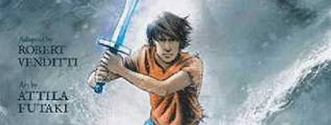 Image of The Lightning Thief: The Graphic Novel