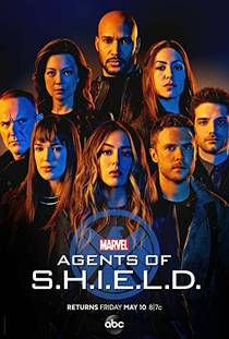 Picture of a TV show: Agents Of S.H.I.E.L.D.