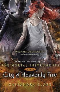 Picture of a book: City Of Heavenly Fire