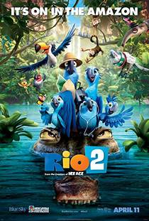 Picture of a movie: Rio 2